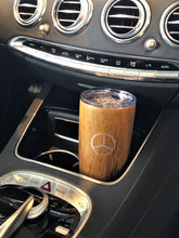 Load image into Gallery viewer, Mercedes-Benz Woodgrain Tumbler