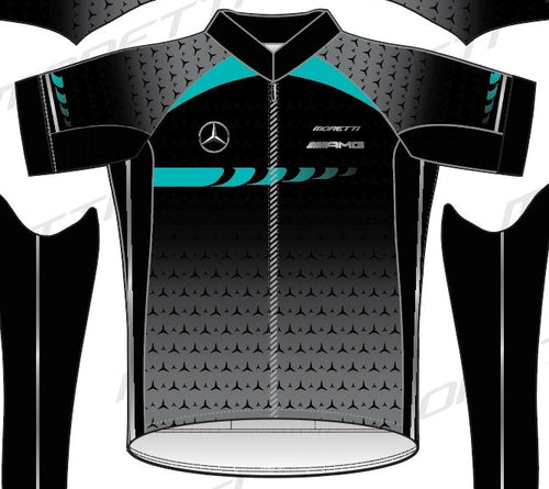 Mens Cycling Performance Club Jersey