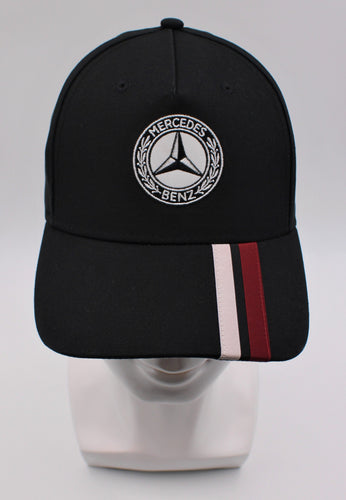 AMG CLASSIC TWO STRIPE HAT