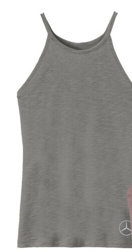 Women's vintage grey tank top