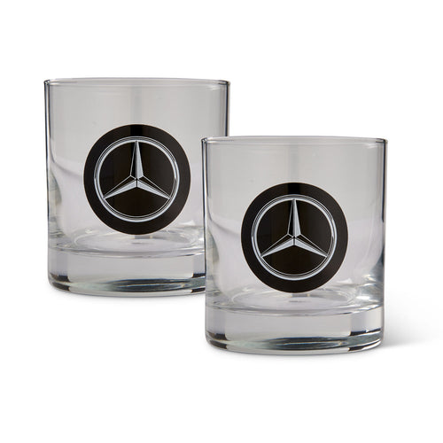 Mercedes-Benz Glass Set