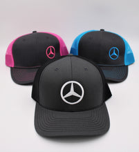 Load image into Gallery viewer, Mercedes-Benz Mesh Hat