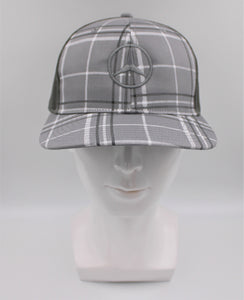 Patterned Trucker Hat