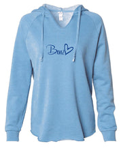 Load image into Gallery viewer, BENZ HOODIE BLUE