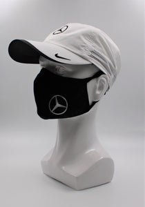 MERCEDES STARMASK SILVER