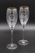 Load image into Gallery viewer, Classic Stemmed White Wine Glasses