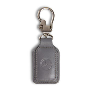 Mercedes-Benz Leather Fob Keychain