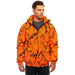 Men's Evolton Insulated Tanker Jacket Blaze Camo