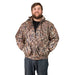 Men's Mossy Oak Evolton Insulated Tanker Jacket Shadow Grass Blades Camo