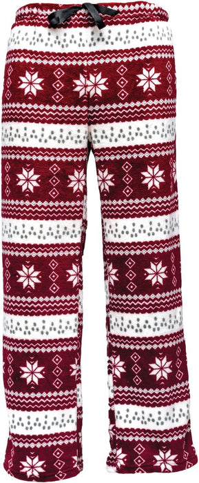 Women's Nordic Coral Fleece Lounge Pants