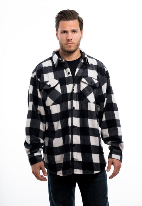 Men's Chambliss Heavyweight Plaid Shirt