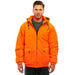 Men's Evolton Insulated Tanker Jacket Blaze Orange