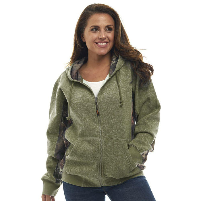 Women's Mossy Oak Cambrillo Hoodie Break-Up Country Camo