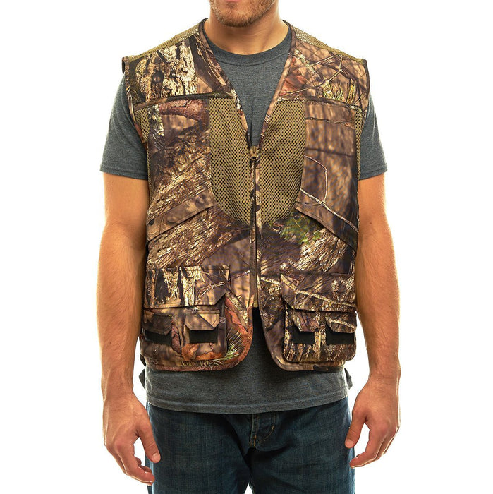 Men's Mossy Oak Deluxe Front Loader Breakup Country Camo