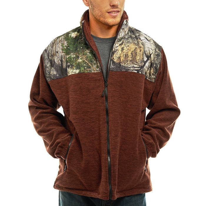 Men's Mossy Oak C-Max Jacket Mountain Country Camo