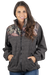 Women's Mossy Oak C-Max Break-Up Country Camo Fleece Jacket