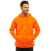 Men's XRG Soft Shell Hoodie Blaze Orange