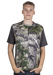 Men's Mossy Oak Performance Short Sleeve T Shirt Mountaion Coubtry Camo