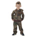 Toddler Cotton Hooded Jacket and Pants Set Highland Timber Camo