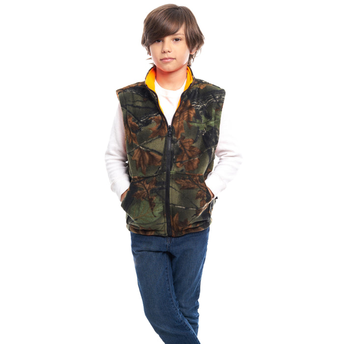 Kid's Thurmond Reversible Vest