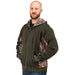 Men's Cambrillo Hooded Sweatshirt Shadow Grass Blades Camo