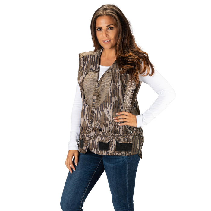 Women's Mossy Oak Deluxe Front Loader Old Bottomland Camo