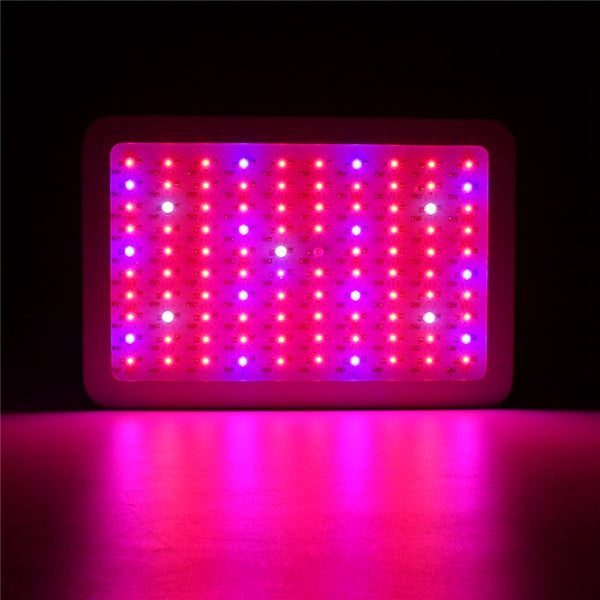 100W Full Spectrum Hydroponic LED Grow Light Lamp for Plants