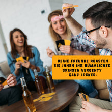 Lade das Bild in den Galerie-Viewer, Harter Tobak ROAST | Die Mobbing Edition XXL - Simon und Jan