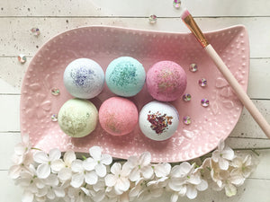 Mixed Bath Bomb Tray