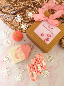 Oh Christmas Tree (Pink Soap)