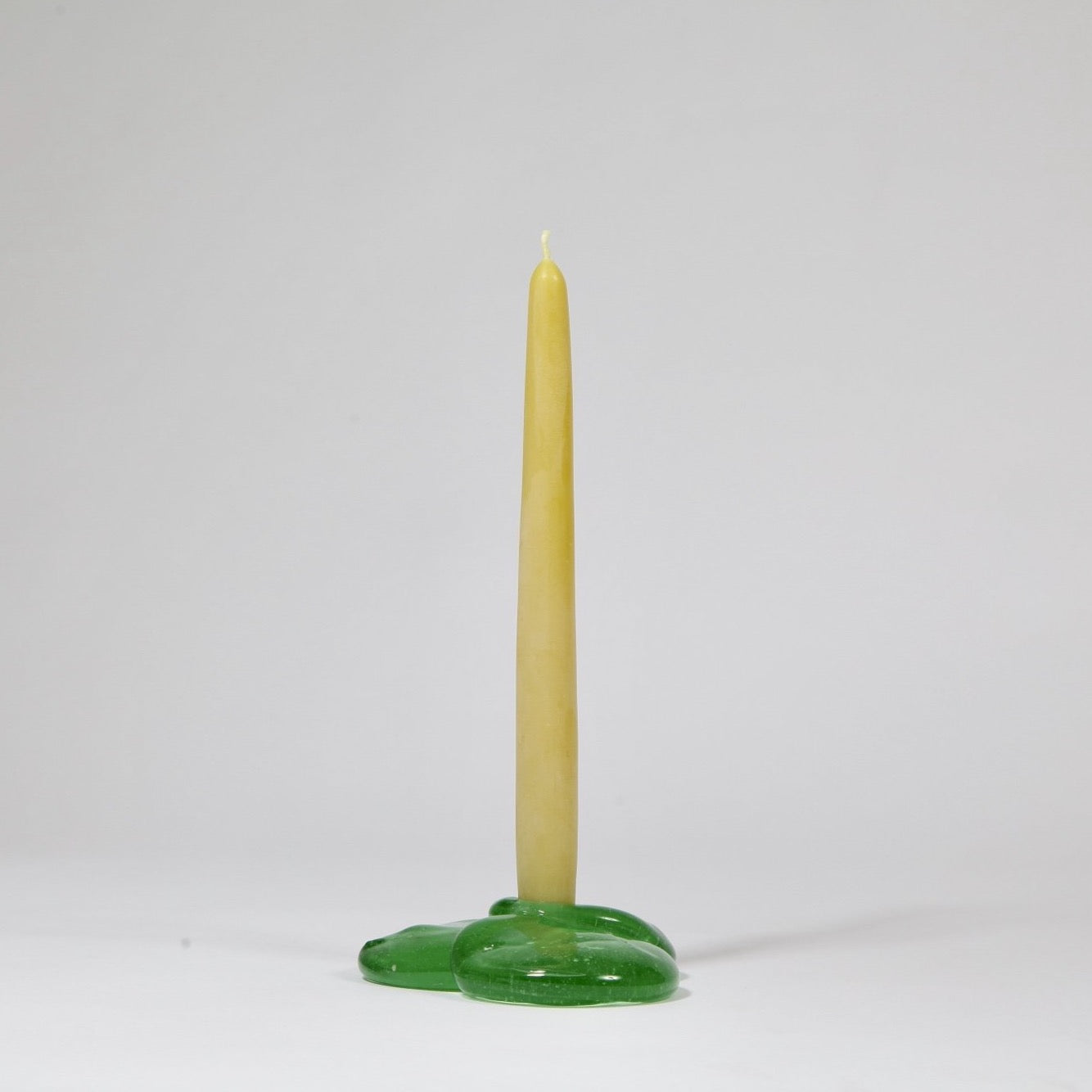 Candle Holder | made from microwave glass waste - THE HOME OF SUSTAINABLE THINGS