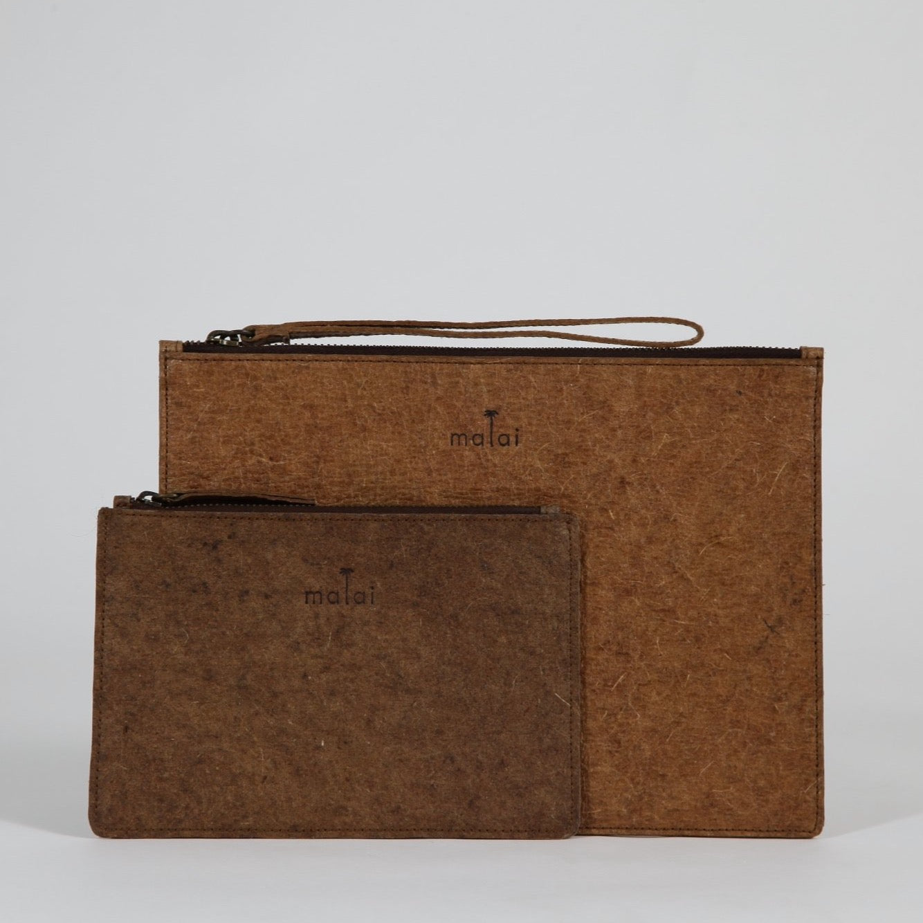 Flat Pouch S | made from coconut water - THE HOME OF SUSTAINABLE THINGS
