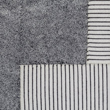 Load image into Gallery viewer, Linear Abstract II / Hand Embroidery | Wool & Bonded Cotton - THE HOME OF SUSTAINABLE THINGS