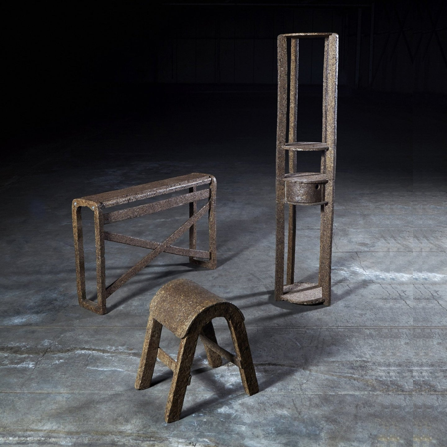 Manureality Cabinet | made from horse manure - THE HOME OF SUSTAINABLE THINGS