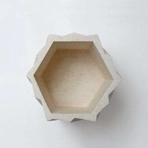 Planter - Vase | made from chamomile tea waste - THE HOME OF SUSTAINABLE THINGS