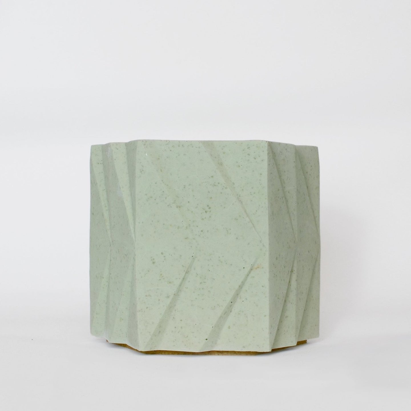 Planter - Vase | made from peppermint tea waste - THE HOME OF SUSTAINABLE THINGS