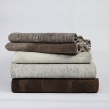 Load image into Gallery viewer, Pure Sheepwool Throw | 100% hand-washed - THE HOME OF SUSTAINABLE THINGS