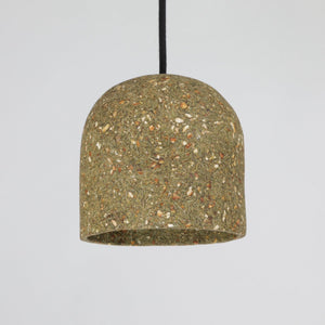 Reclaim Pendant Light | made from pine needles & orange peels - THE HOME OF SUSTAINABLE THINGS