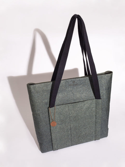 Shoulder Tote Bag | made from coconut water - THE HOME OF SUSTAINABLE THINGS