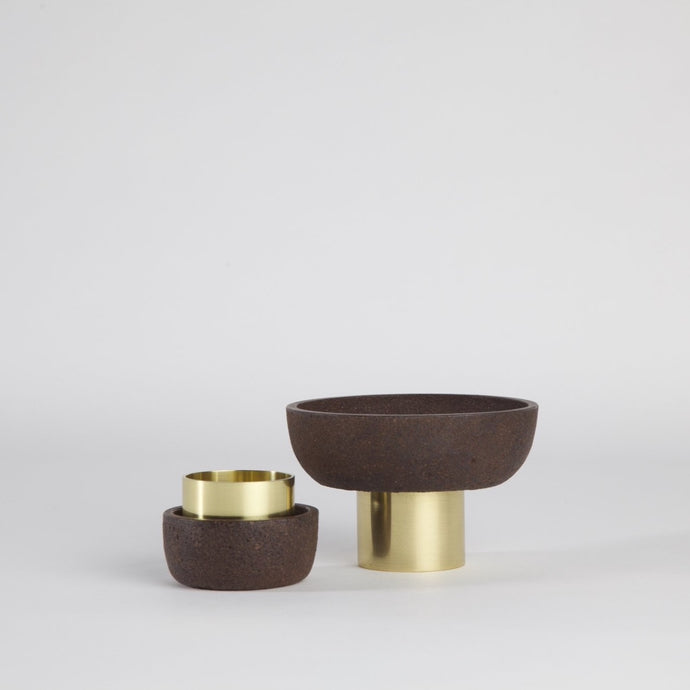 Tealight Candle Holder | Tree bark tableware - THE HOME OF SUSTAINABLE THINGS