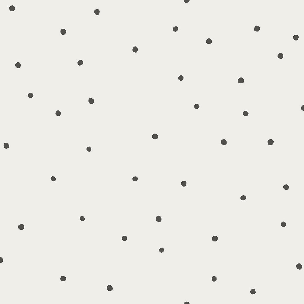 Polka Delicate Dots Wallpaper