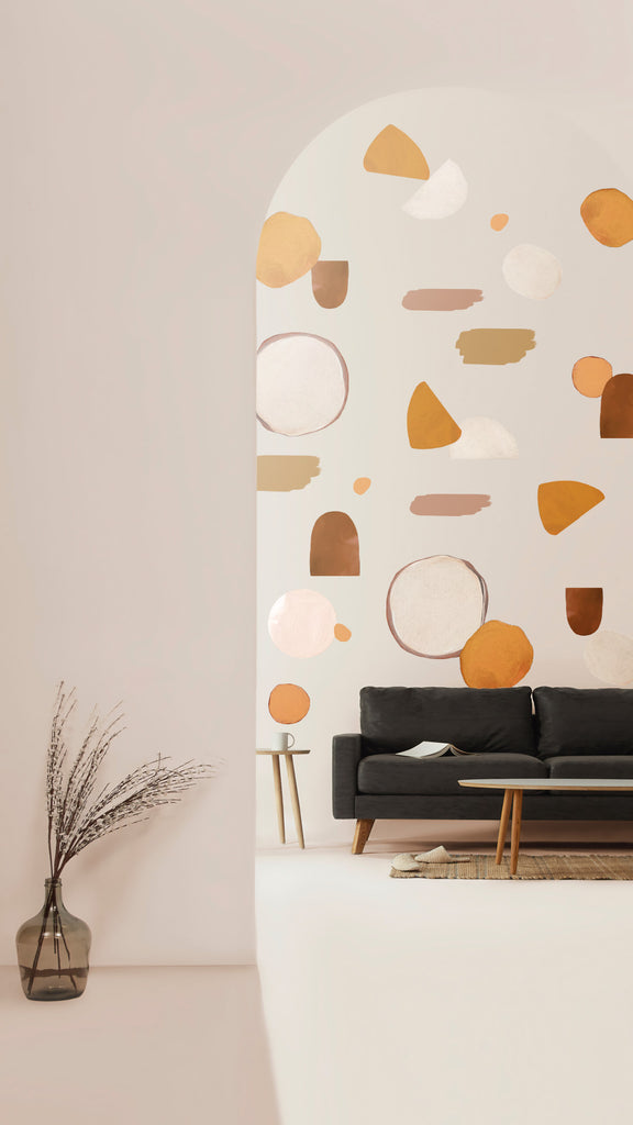 Dune Colours wall decal