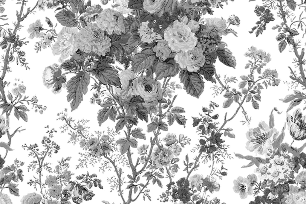 Bouquet Black Wallpaper Closeup