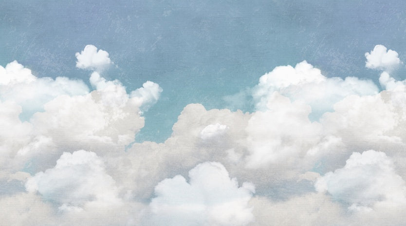 Cuddle Clouds Wallpaper