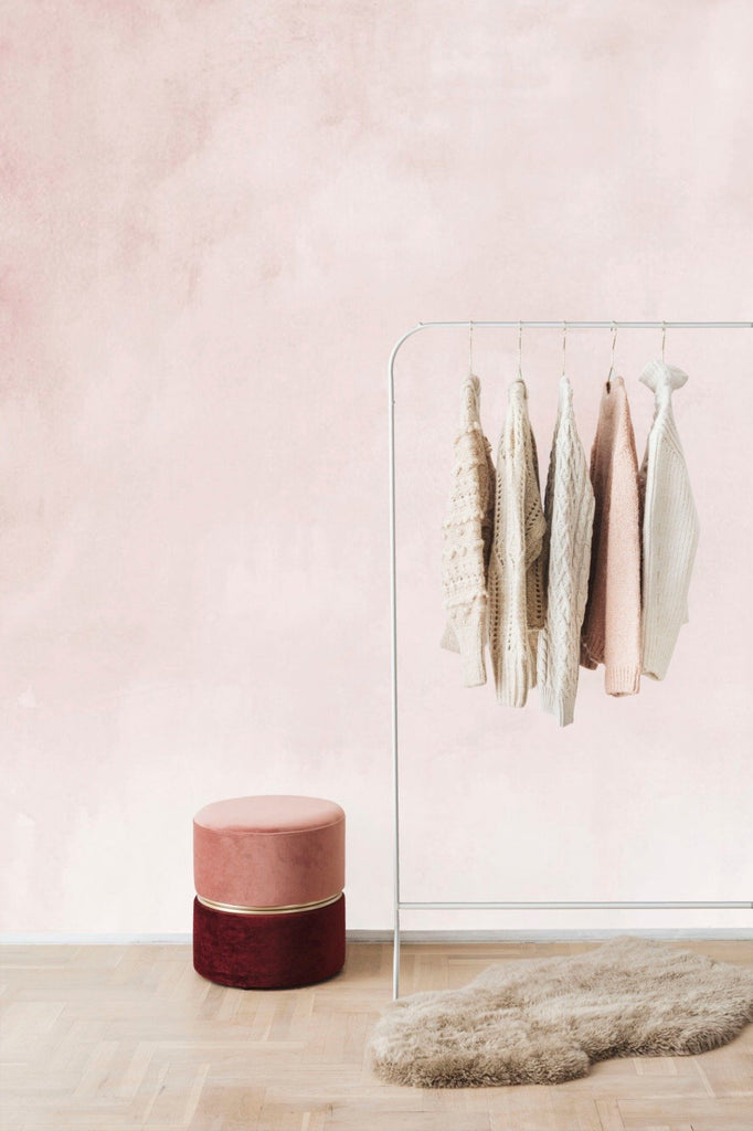 Light Pink Ombre Wallpaper