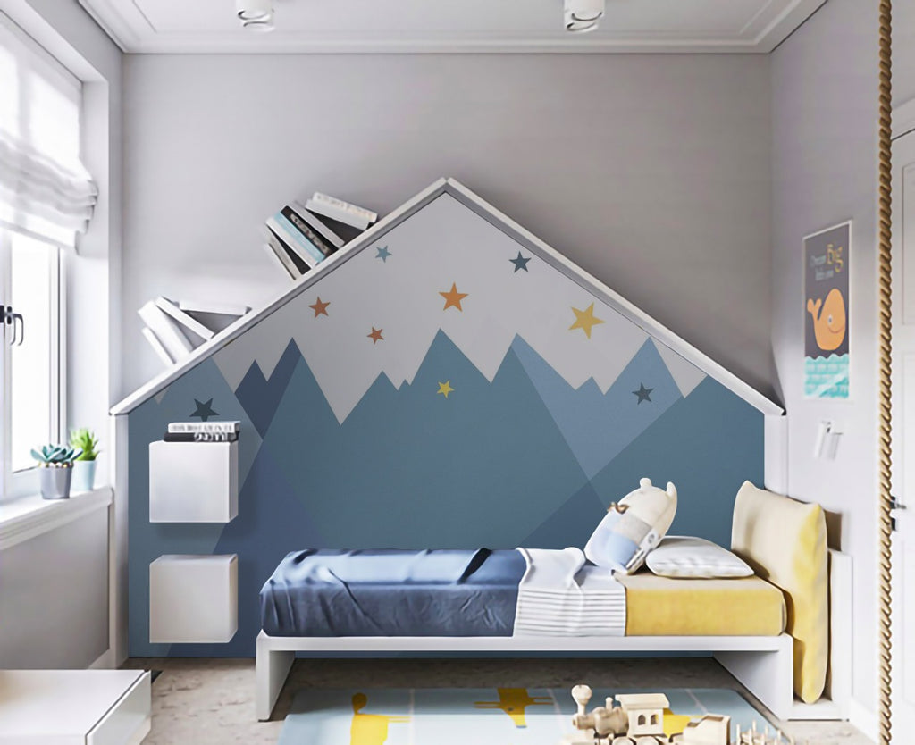 Mountain Ranges and Stars - Lifestyle image