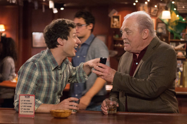 Image result for brooklyn 99 Old School (S01E08)