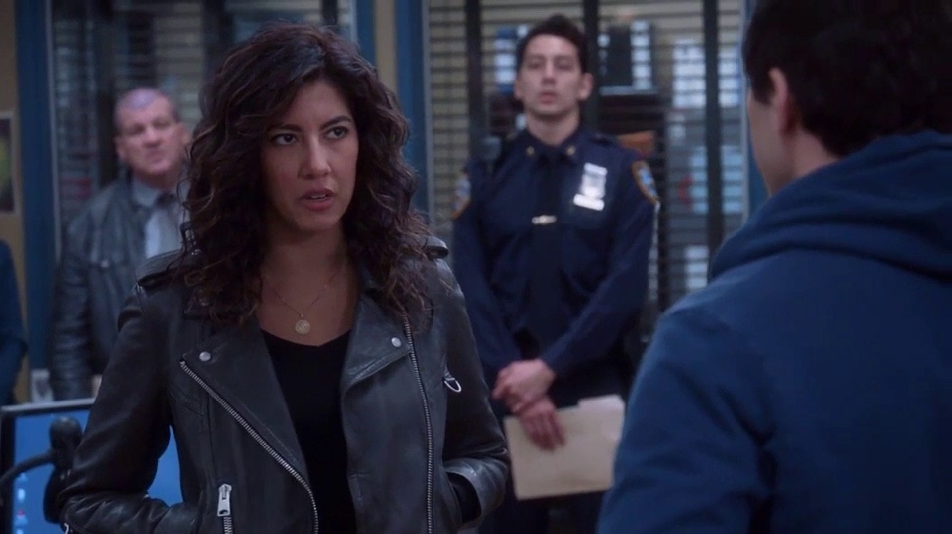 Image result for brooklyn 99 Show Me Going (S05E20)
