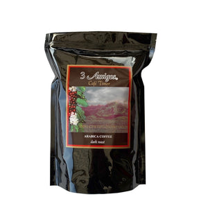 3 Amigos, Organic Coffee Dark Roast 1 kilogram