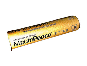 Mouth Peace Filter 10pk Roll